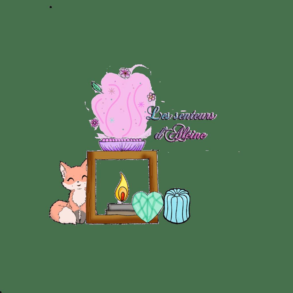 Logo portrait Les senteurs d'Aléïne